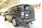 Land Rover DISCOVERY 4 XXV SE SPEC