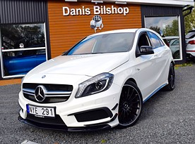 MERCEDES BENZ A 45 AMG 4-MATIC