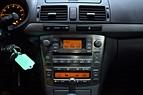 Toyota Avensis 2.0 147HK LIFTBACK 1-ÄGARE TOYOTASERVAD