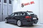 BMW 520D XDRIVE 190HK MOMS D-VÄRM FULLSERV.BMW