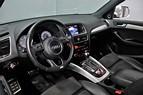 20 Audi SQ5 3.0 TDI V6 / B&O / GPS / B-Kamera Svensksåld 313hk
