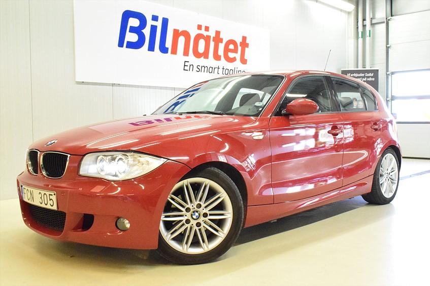 BMW 120 I M-Sport Aut