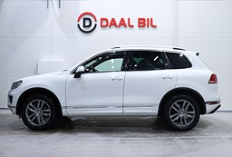VW Touareg 3.0 V6 TDI 4M R-LINE 262HK PVÄRM DRAG NAV