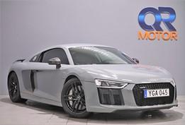 Audi R8 V10 Plus 610hk / Carbon / B&O / Laser