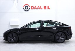 Tesla Model 3 LONG RANGE AWD 440HK AUTOP PVÄRM BKAM PANO NAV