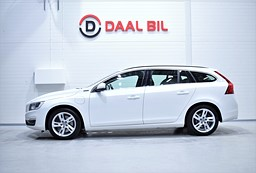 Volvo V60 D5 HYBRID 231HK AWD DRAG KAMERA SE.UTR!