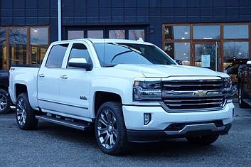 Chevrolet Silverado High Country 6.2L V8 4WD, Omg lev