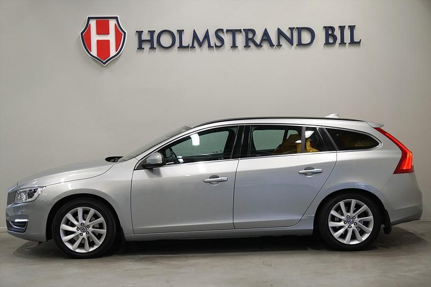 Volvo V60 T5 Bi-Fuel Momentum Business Adv. 245hk