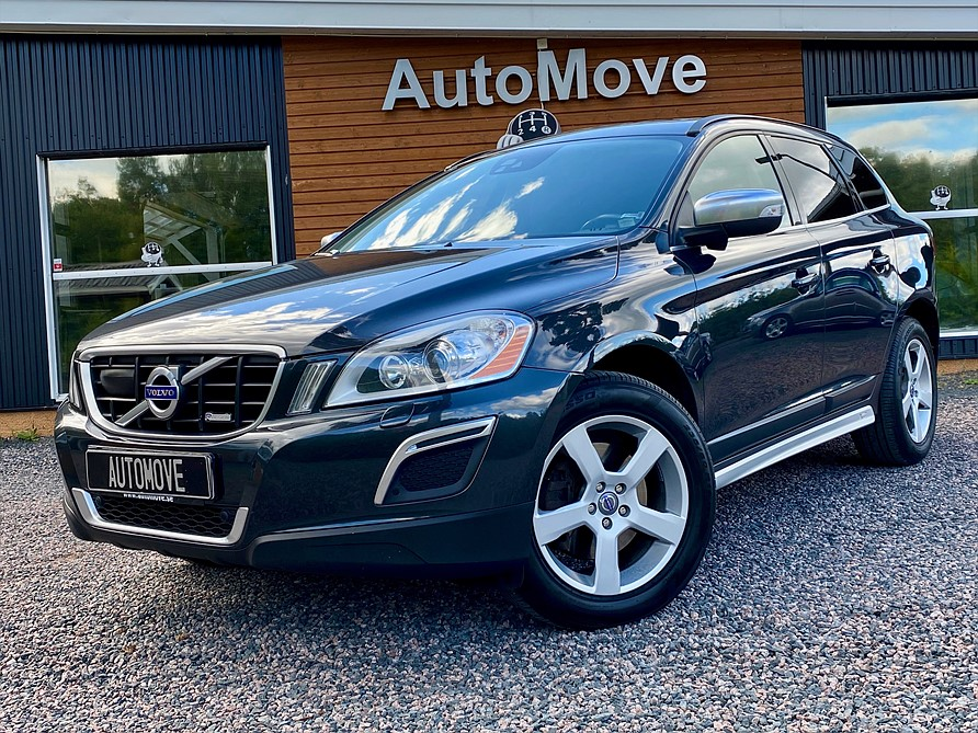 Volvo XC60 D5 AWD Geartronic Momentum, R-Design 215hk