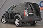 Land Rover Discovery 4 3.0 TDV6 4WD / 7-sits / Läder / 211hk