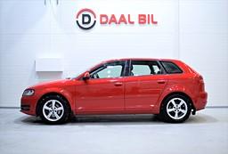 Audi A3 1.6 TDI 105HK SPORTBACK NYBESIKTAD