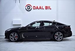 KIA Stinger GT 3.3 V6 AWD 370HK TAKLUCK H&K HEADUP 360 NAVI