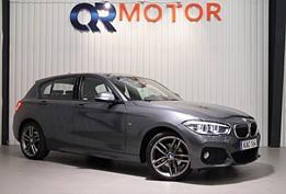 BMW 120 d xDrive M Sport Nav Taklucka H/K 190hk