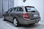 Mercedes C 200 CDI 136HK DRAGKROK NYSERVAD. KAMKEDJA