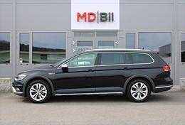 Volkswagen Passat Alltrack 2.0TDI 190hk 4M Executive Safetech Värmare Drag Momsbil