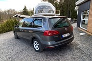 VW Sharan 1.4 TSI BlueMotion Technology (150hk)
