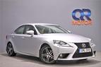 Lexus IS 300h 2.5 CVT Executive 223hk