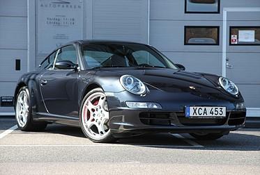 Porsche 911/997 Carrera 3.8 S Coupé