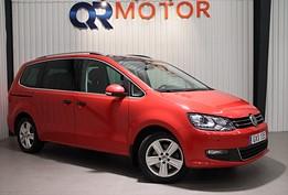 Volkswagen Sharan 2.0 TDI Premium El-dörr 7-sits 150hk