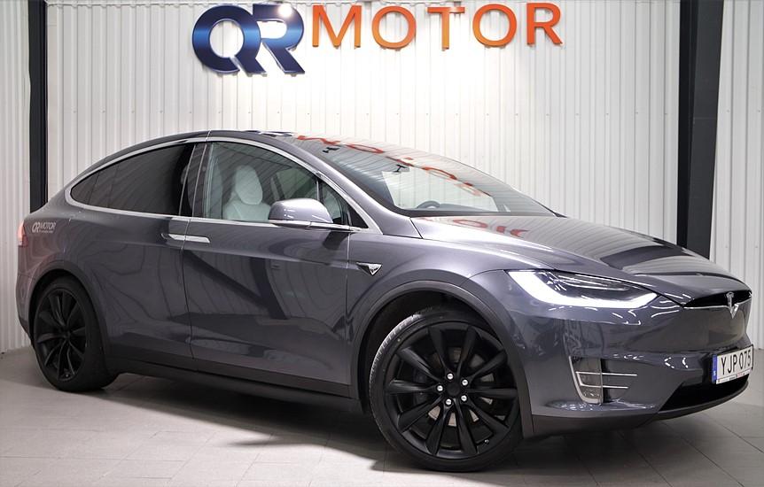 Tesla Model X 100D AP2 6 SITS 22