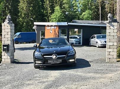 Mercedes Benz SLK 250 205HK Roadster
