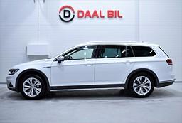 VW Passat Alltrack 2.0 4M D-VÄRM DRAG