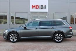 Volkswagen Passat Sportscombi 2,0TDI DSG Executive Trailerassist Momsbil