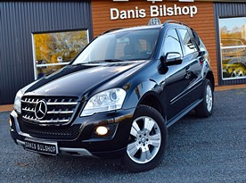 MERCEDES BENZ ML 300CDI 4MATIC