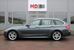 BMW 320d (190hk) xDrive Aut M Sport Läder Drag Företagsleasing möjligt