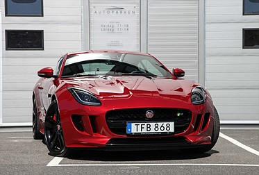 Jaguar F-Type R Coupé V8 S/C 551HK