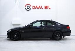 BMW 330D XDRIVE COUPÉ 245HK D-VÄRM NAV LÄDER P-SENS