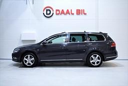 Volkswagen Passat 1.4 150HK FJÄRRVÄRM NAVI P-SEN NYBESIKTAD