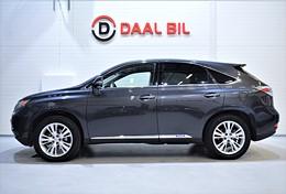 Lexus RX450H 450H AWD V6 299HK LUXURY SE.UTR 1-ÄGARE