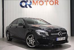 Mercedes-Benz CLA 220 d  AMG D-Värme S+V (177hk)