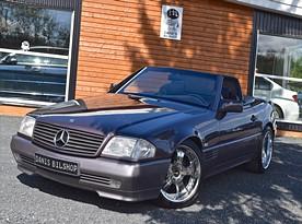 Mercedes-Benz 500 SL- SÅLD SÅLD SÅLD-