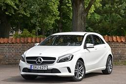 Mercedes-Benz A 180 SE Edition / Bränslevärmare