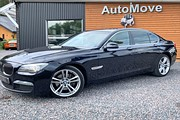 BMW  730d Steptronic M Sport 245hk