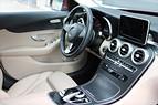 C 250d 204hk Drag Navi Värmare Läder Backkamera Momsbil