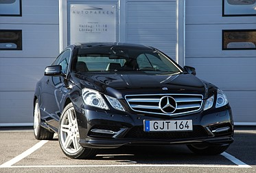Mercedes-Benz E200 Coupé AMG Panorama 7G-Tronic Plus