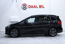 BMW 216I GRAN TOURER 109HK SPORTLINE NAVI DRAG HEADUP-DISP