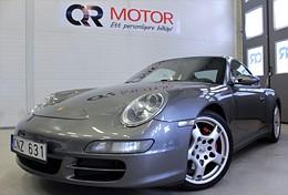 Porsche 911 991 Carrera 4S 3.6 325hk