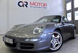 Porsche 911 997 Carrera 4S 3.6 325hk