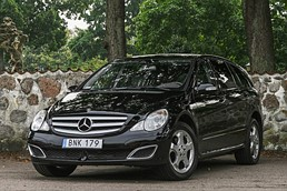 Mercedes-Benz R 350 Lång 6-sits / Nyservad