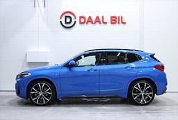BMW X2 XDRIVE 20D 190HK M-SPORT INNOVATION PANO NAVI KAMERA
