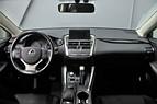 Lexus NX 300h 2.5 ECVT Eu6 S+V Hjul 197hk