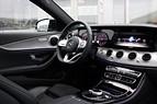 Mercedes-Benz E 200d AMG Aut Drag Momsbil