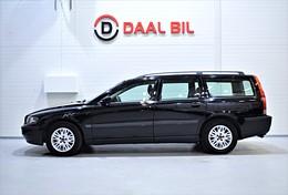 Volvo V70 2.4 140HK KAMREMBYTT 1-ÄGARE DRAG NYSERV