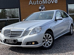 Mercedes E 200 CGI BlueEFFICIENCY 5G-Tronic Classic 184hk