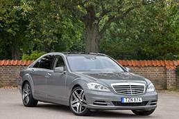 Mercedes-Benz S 500 L 4-MATIC Facelift / Välutrustad