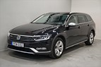 VW Passat Alltrack 2.0 TDI 4M / Executive / Cockpit 190hk